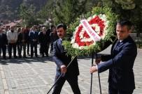 DERNEK BAŞKANI - Gümüşhane'de Muhtarlar Günü Kutlamaları