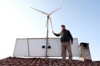 RÜZGAR GÜLÜ - Güneş Ve Rüzgarla Kendi Elektriğini Kendisi Üretiyor