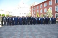 İSTIKLAL MARŞı - Hayrabolu'da Muhtarlar Günü Kutlandı
