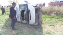TAŞBURUN - Iğdır'da Trafik Kazası Açıklaması10 Yaralı