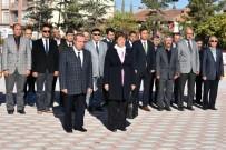 MUSTAFA TAŞ - İnönü'de Muhtarlar Günü Kutlandı