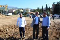 SOSYAL TESİS - İskenderun'a Yeni Bir Sosyal Tesis Daha Yapılıyor