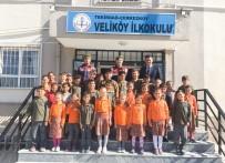 TOPLU TAŞIMA - Jandarmadan Öğrencilere Trafik Eğitimi