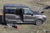 KALP KRİZİ - Kars'ta 1 Kişi Aracında Ölü Bulundu