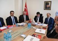 ERCIYES ÜNIVERSITESI - Kayseri OSB'de İlküsi Planlama Ve Geliştirme Kurulu Toplantısı Gerçekleştirildi
