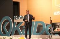TÜRKIYE KALITE DERNEĞI - KAYSO Başkanı Büyüksimitçi. 'Kayseri Savunma Sanayisinde Köklü Bir Birikime Sahiptir'