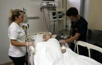 ÇUKUROVA ÜNIVERSITESI - Kimsesiz Hastaların Evi Yoğun Bakım Oldu