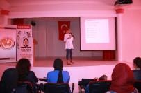 Kızıltepe'de 'Kadın Hastalıklarına Karşı Önlem' Semineri