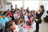 ÇOCUK OYUNLARI - Konak'ta Okulda Tiyatro Keyfi Başladı