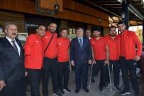 A MİLLİ TAKIMI - Konya, Ampute Futbol Milli Takımı'nı Ağırlıyor