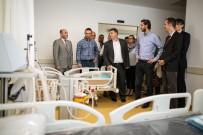 YOĞUN BAKIM ÜNİTESİ - Kosova Sağlık Bakanından TİKA'ya Övgü
