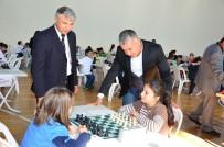 STRATEJİ OYUNU - Manavgat Belediyesi'nden 29 Ekim Satranç Turnuvası