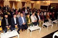 Meram'da 'Bahadır Yenişehirlioğlu İle Hayatın Edebiyatseli' Söyleşisi