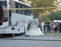 BOMBALI SALDIRI - Mersin'deki saldırıyla ilgili 11 gözaltı
