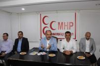 ANTALYA - MHP Kumluca'da Genişletilmiş İlçe Toplantısı