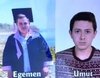 TRAFIK KAZASı - Motor Kazasında Ölen Gençler Türk Bayraklarıyla Uğurlandı