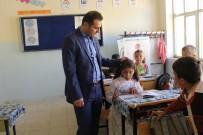 ABDULLAH ÖZTÜRK - Müdür Tünçmen Köy Okullarını İnceledi