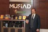 İŞ DÜNYASI - MÜSİAD Gaziantep Başkanı Mehmet Çelenk, Vizyoner17 Zirvesini Değerlendirdi