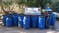 KAÇAK ŞARAP - Niğde'de Bin 600 Litre Kaçak Şarap Ele Geçirildi