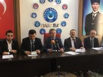 KAMU GÖREVLİSİ - Nikah Kararına Türk Diyanet Vakıf-Sen Bursa Şubesi'nden Destek
