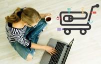 ÖĞRENCI EVI - Öğrenciler, Evlerinin Eksikleri Online Alışverişle Tamamlıyor
