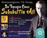 Ölümünün 110. Yılında Sabahattin Ali Anılacak
