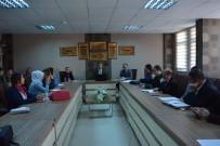 SOSYAL SORUMLULUK - Osmaneli İlçe Milli Eğitim Müdürlüğü'nün Proje Hazırlığı Toplantısı