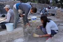 RESTORASYON - 9 Bin Yıllık Yumuktepe'de Kazılar Sona Erdi