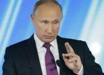 VLADIMIR PUTIN - Putin: Moskova simetrik olarak yanıt verecektir