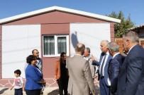 İSMAIL ÇORUMLUOĞLU - Saruhanlı'daki Depremzedelerin Yaraları Sarılıyor