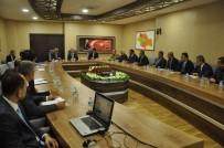 Siirt'te İZDES Toplantısı Yapıldı