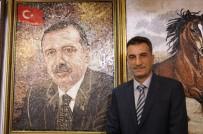 Suriyeliler, Mozaikle Cumhurbaşkanı Erdoğan'ın Tablosunu Yaptı