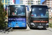 ESKIŞEHIRSPOR - Takım Otobüsleri Odunpazarı Belediyesi'nden