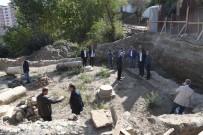 FEYAT ASYA - Tarihi Muratpaşa Camiinin Proje Çalışmaları Devam Ediyor