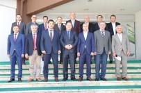 SEVGİ EVLERİ - Trabzon'da Sporda Seferberlik