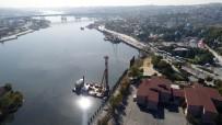 ANADOLU LİSESİ - Tramvay Projesi Havadan Görüntülendi