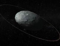 ÇANAKKALE ONSEKIZ MART ÜNIVERSITESI - Türk bilimcilerin de katkısıyla 'cüce gezegen'in halkası keşfedildi