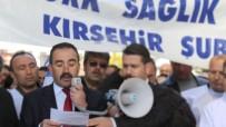 CUMHURBAŞKANı - Türk Sağlık-Sen'den Atamalarda FETÖ Yapılanması Uyarısı