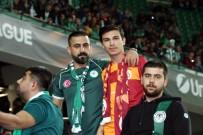 UEFA Avrupa Ligi Açıklaması Atiker Konyaspor Açıklaması 0 - Salzburg Açıklaması 1 (İlk Yarı)