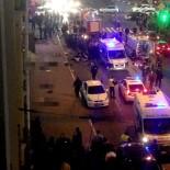 POLİS - Araç kalabalığa daldı: 6 ölü