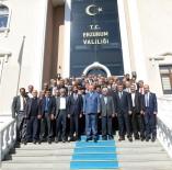 Vali Azizoğlu; 'Muhtarlar Demokrasinin Temelidir'