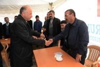 Vali Azizoğlu Şehit Ailesine Taziye Ziyaretinde Bulundu