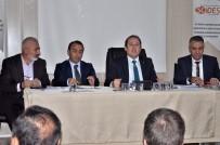 ULAŞTıRMA BAKANLıĞı - Vali Pehlivan, Demirözü'nde Muhtarların Sorun Ve Taleplerini Dinledi