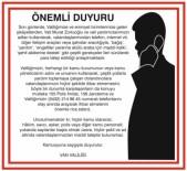 KAMU PERSONELİ - Van Valiliği, Vatandaşları Dolandırıcılık Uyarısı