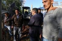 MEHMET NURİ ÇETİN - Varto Belediyesi Kanalizasyon Çalışmaları