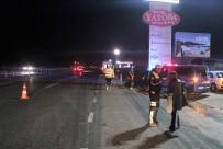 TAHKİKAT - Vicdansız Sürücü Yayaya Çarpıp Kaçtı