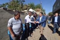 KAYIT DIŞI - Yalçın'dan, Maden Kazasında Vefat Edenlerin Yakınlarına Taziye Ziyareti