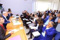PLAN VE BÜTÇE KOMİSYONU - Yeşilyurt Belediyesinin 2018 Yılı Bütçesi 180 Milyon TL