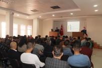 YOZGAT - Yozgat'ta 69 Yükümlüye Aile Ve İletişim Semineri Verildi