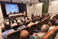 Ahlat'taki Öğrenci Servis Şoförlerine Bilgilendirildi